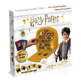 Winning Moves Top Trumps Match Harry Potter Game