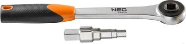 """Atslēga ar tarkšķi NEO 02-060 Ratchet Handle 1/2"""" 3/8"""""""
