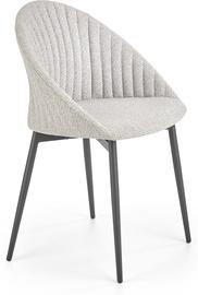 Fotelis Halmar K357 Light Grey, 53x50x80 cm