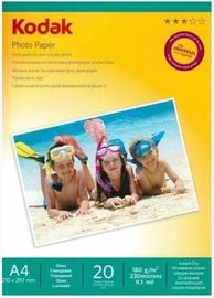 Kodak Photo Paper A4 210 x 297mm 180g