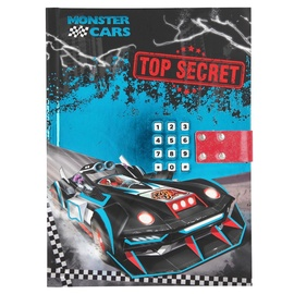Päevik Depesche Monster Cars