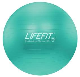 Nesprogstantis gimnastikos kamuolys lifefit, 75 cm