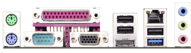Mātesplate ASRock Q1900B-ITX