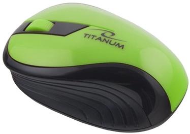Esperanza Titanum Rainbow TM114 Mouse Black/Green