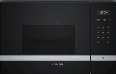 Integreeritav mikrolaineahi Siemens iQ500 BE555LMS0 Black/Inox