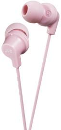 Ausinės JVC HA-FX10 Light Pink