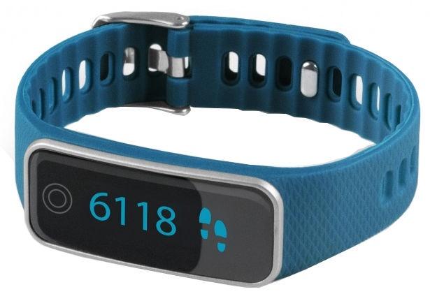 Išmanioji apyrankė Medisana ViFit Touch Activity Tracker, mėlyna