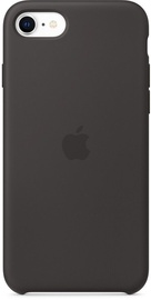 Apple iPhone SE Sillicon Case Black