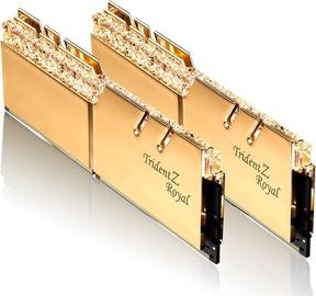 G.SKILL Trident Z Royal Gold 64GB 2666MHz CL19 DDR4 KIT OF 2