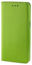 Mocco Smart Magnet Book Case For Huawei P20 Green