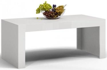 Kavos staliukas Top E Shop Deko D1, baltas, 1200x600x500 mm