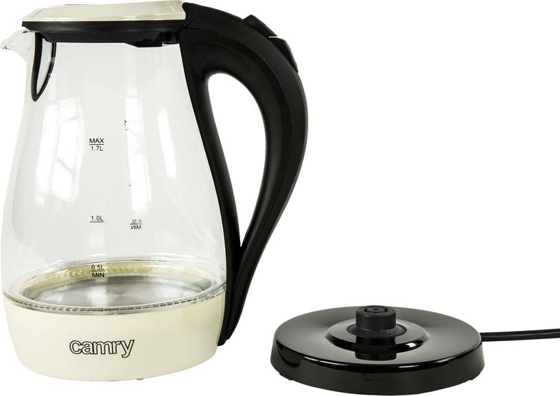 Электрический чайник Camry CR 1251 W, 1.7 л