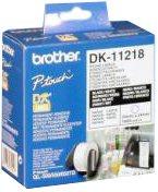 Этикет-лента для принтеров Brother DK-11218