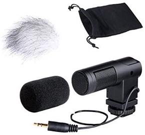 Микрофон Boya BY-V01, черный