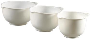 Curver Mixing Bowl Set 3PCS Cream