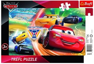 Dėlionė Trefl Disney Cars 3 31277T, 15 dalių