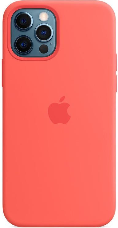 Чехол Apple, розовый