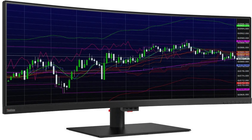"Monitorius Lenovo ThinkVision P44w-10, 43.4"", 4 ms"