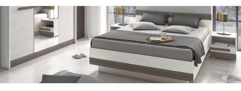 Кровать ML meble Blanco 32, 160 x 200 cm