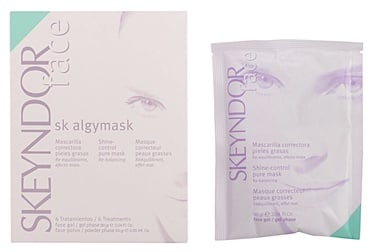 Skeyndor Face Sk Algymask Shine Control Pure Mask 6 Treatments