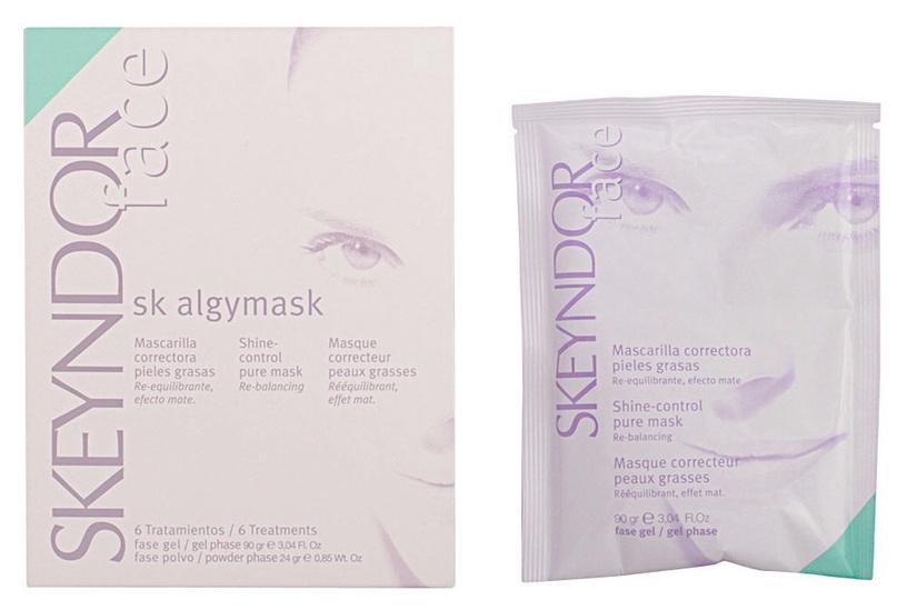 Skeyndor Face Sk Algymask Shine Control Pure Mask 6 Treatments
