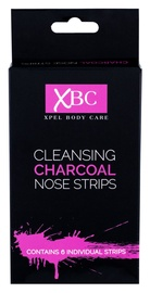 Xpel XBC Cleansing Charcoal Nose Strips 6pcs