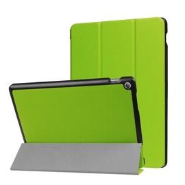 TakeMe Eco-Leather Book Case For Lenovo Tab 4 8 Plus Green