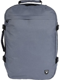 """Falcon Media Notebook Backpack For 15.6"""" Grey"""