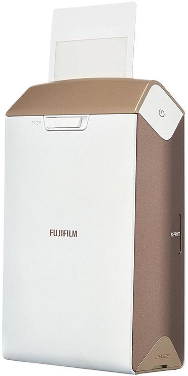 Fujifilm Instax SHARE SP-2 Wi-Fi Gold + Instax Mini Glossy 10