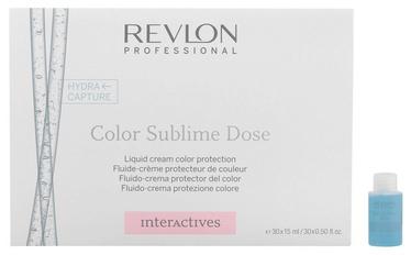 Revlon Color Sublime Dose Liquid Cream Color Protection 30x15ml