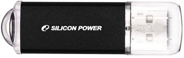 USB atmintinė Silicon Power Ultima II I-Series Black, USB 2.0, 8 GB