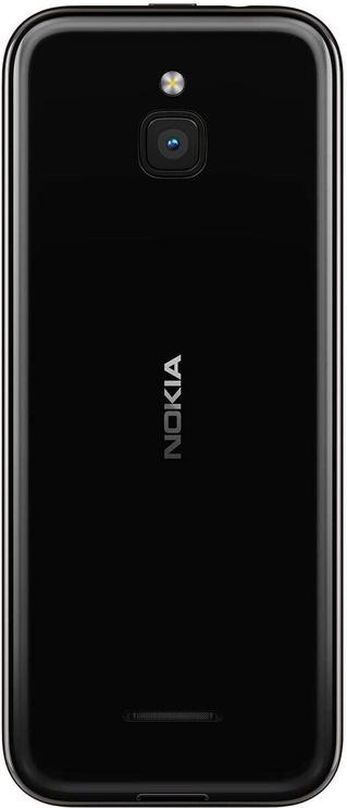 Mobilusis telefonas Nokia 8000 4G, juodas, 512MB/4GB