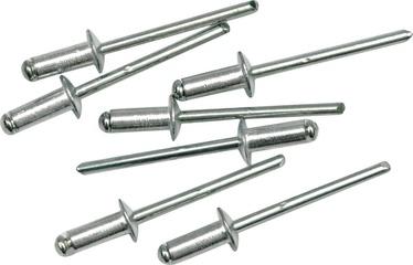 Vorel Aluminium Rivets 4.0x6.4mm 50pcs