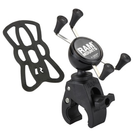 Ram Mounts X-Grip Phone Mount With Low Profile Tough-Claw Base
