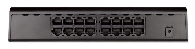 D-Link DGS-1016A/B1 16-port