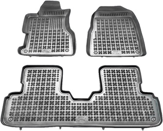 REZAW-PLAST Honda Civic 3-Door 2001-2005 Rubber Floor Mats