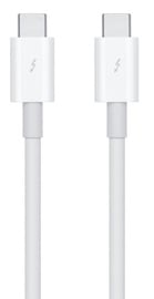 Apple Cable Thunderbolt 3 USB-C White 0.8m