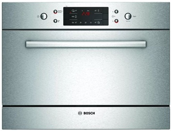 Įmontuojama indaplovė Bosch SKE52M75EU Inox
