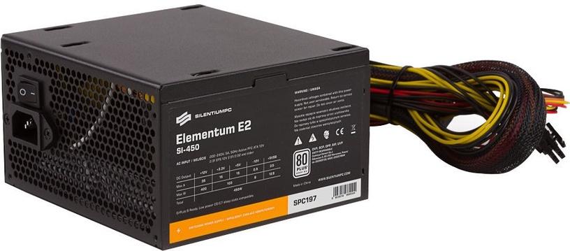 SilentiumPC Elementum E2 350W