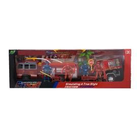 Žaislinis gaisrinės pagalbos rinkinys
