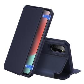 Dux Ducis Skin X Bookcase For Samsung Galaxy A41 Blue