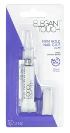 Elegant Touch Firm Hold Nail Glue Ultra Strong Bond 3g