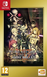 Sword Art Online: Fatal Bullet Complete Edition SWITCH