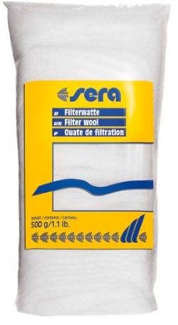 Sera Filter Wool 500g