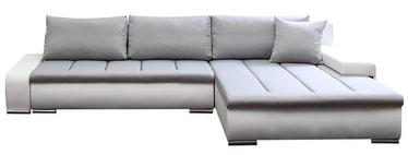 Platan Corner Sofa Tivano White/Gray