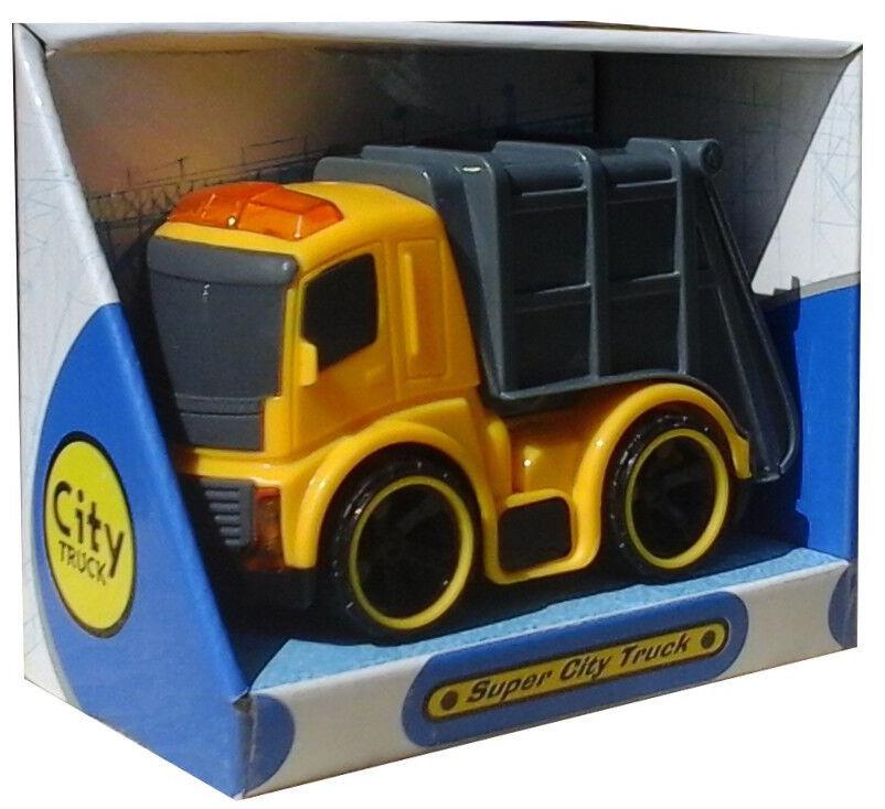 Pareto Centrs Tipper Super City Truck