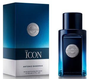 Tualetes ūdens Antonio Banderas The Icon 50ml EDT