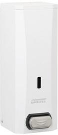 Mediclinics Surface Push Button Liquid Soap Dispenser 1.5l White