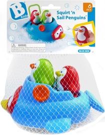 Blue Box Squirt & Sail Penguins 004265
