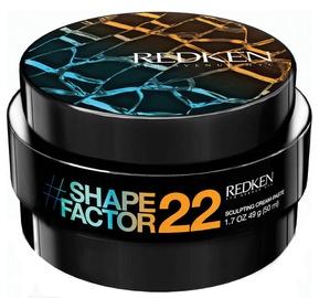 Redken Shape Factor 22 Sculpting Cream Paste 50ml